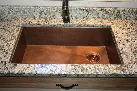 kitchen sinks for granite countertops rectangular copper kitchen sink with granite in the kitchen installing undermount kitchen sink granite countertop
