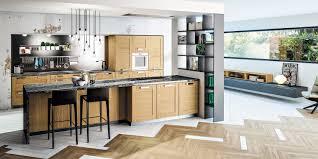 Cuisine Moderne Bois Clair Cuisine En Bois Clair Moderne Oi81