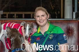 Alana Wade and Winter | Canberra CityNews