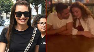 Neslihan Atagül spoke to her husband Kadir Doğulu about her co-star's image