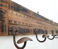 Vintage Wall Coat Rack