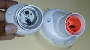 How To Replace A Broken Bayonet Light Fitting How To Replace A Bulb Holder