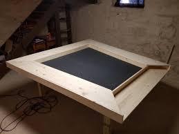 oc my diy d d table i built with my group
