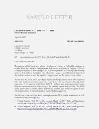 letter format certified mail inspirationa business letter format