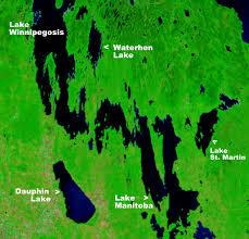 Manitoba Distance Chart Waterhen Lake Manitoba Wikipedia