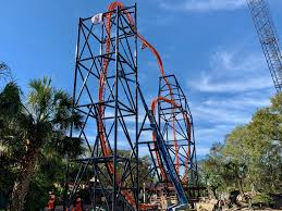 tigris projected to open spring 2019 reaches 150 feet in the sky and adds a unique coaster to the ever growing steel beasts of busch gardens