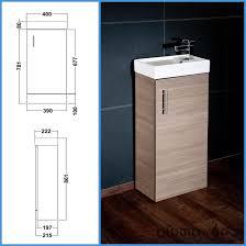 Bathroom Suites Ebay Compact Bathroom Vanity Unit Amp Basin Sink Vanity 400mm Floor