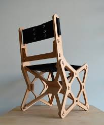 flat furniture. Electron Chair: A Waste-Free Flat Pack Furniture Solution