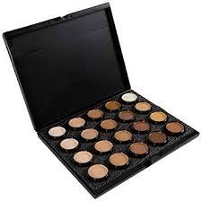 Mehron <b>Makeup</b> Celebre Pro-HD Cream <b>Makeup</b>, <b>20 Color</b> Palette