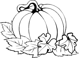 Small Picture Pumpkin Easy Thanksgiving Coloring Pages Printables Embroidery
