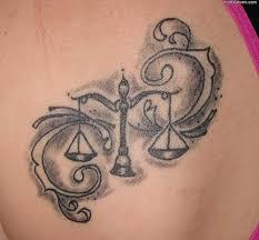 Tetování Váhy