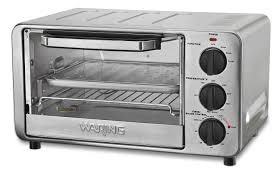 Professional Ovens For Home Amazoncom Waring Pro Wto450 Professional Toaster Oven Brushed