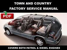 chrysler town and country service manual 2006 2007 chrysler town and country service repair manual wiring diagrams