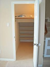 how to organize an under the stairs closet - Google Search - I need to do  this to ours but it is not as tall as this one so it will be ...