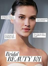 wedding makeup 101
