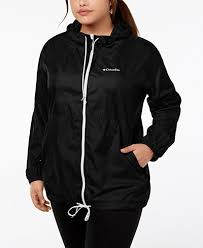 plus size columbia jackets columbia plus size flash forward windbreaker jackets blazers