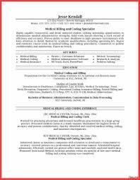 Templates Billing Coordinator Resume Medical Transcription Cover