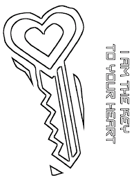 Small Picture Heart Coloring Pages 5 Coloring Kids