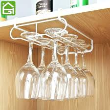 under cabinet stemware rack wine glass ikea holder plans
