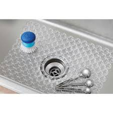 Mainstays Kitchen Sink Mat And Sink Protector Walmartcom