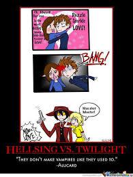 Hellsing Ultimate by agentchico - Meme Center via Relatably.com