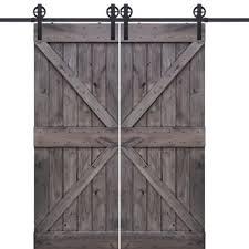 glcraft model double z barn door 2
