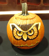 Easy Halloween Pumpkin Carving Patterns For Decorating Ideas Foxy Image Of  Creative Shape Owl Love Pumpkin