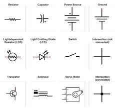 wiring diagram symbols chart the wiring diagram arduino projects schematic symbols dummies wiring diagram