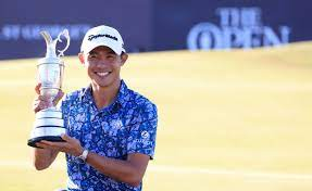 Collin Morikawa, 24, wins British Open ...