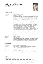 General Worker Resume Samples Visualcv Resume Samples Database