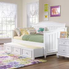 day beds for girls. Unique Beds Youth Daybed Bunk Beds Girls White With Trundle Pool Captain  Day For