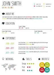 7 Design Tips To Make Your Resume Stand Out Onthehub Visually