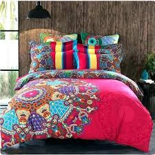 boho bedding sets queen bedding queen red bedding set queen king sanded cotton winter bedclothes bed boho bedding sets