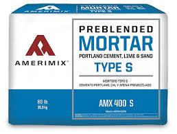 Pre Blended Mortar Amerimix