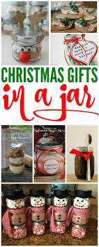 Christmas Gift in Jars! If you are looking for Cheap Christmas Gift Ideas  for your