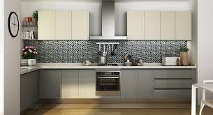 Modern White Kitchen Cabinets 2