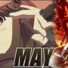 New Guilty Gear trailer reveals May, shows off more footage of Ky ...