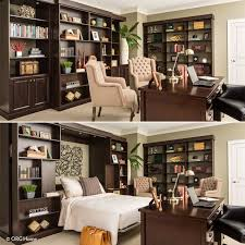 home office with murphy bed. Office Murphy Bed Smart Furniture Comfortable Pertaining To 13 Home With C