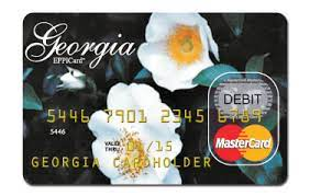 The ui way2go debit mastercard® can be used anywhere mastercard® is accepted and provides unlimited free access to cash and balance information when. Ga Eppicard Balance And Login Georgia Food Stamps Help