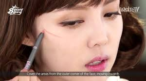 pony s beauty diary play 101 pencil makeup 로맨틱 음영 뱀파이어 메이크업