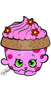 Cupcake Petal Shopkins By Marygirardot On Deviantart