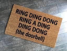 Clever + Rude – Nickel Designs Doormats