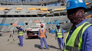 We did not find results for: Wm 2022 In Katar Amnesty International Fordert Mehr Taten Von Der Fifa Nationalmannschaft Fussball Sportschau De