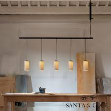 linear pendant lighting. Santa \u0026 Cole Cirio Linear Pendant Light (5-light) Lighting A
