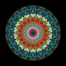 Seeing Kaleidoscope Patterns Cool Kaleidoscope Paintings Fine Art America