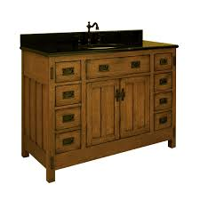 craftsman bathroom vanity inviting american single bath bathgems com with regard to decoration craftsman