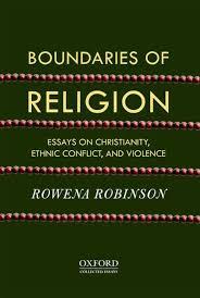 boundaries of religion rowena robinson oxford university press