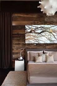 wood clad walls
