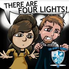 There Are Four Lights There Are Four Lights Listen Via Stitcher For Podcasts