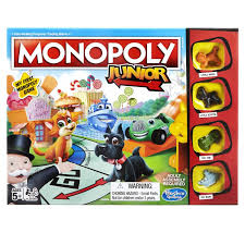 Wooden Monopoly Board Game Monopoly Board Games ToysRUs 46